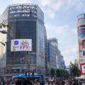 渋谷4面シンクロビジョン